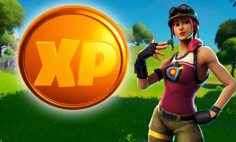 Fortnite: Encuentra monedas XP de la semana 9 - Todas las localidades en el mapa
