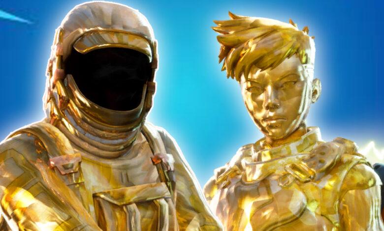 Fortnite: Entonces obtienes las máscaras geniales y raras de la temporada 5
