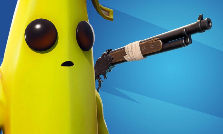 """Fortnite: la nueva escopeta se ve """"increíble"""" cuando se dispara, dicen los jugadores"""