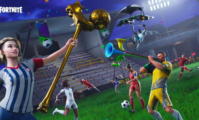 Fortnite bringt bald neue Fußball-Skins zu 23 echten Vereinen