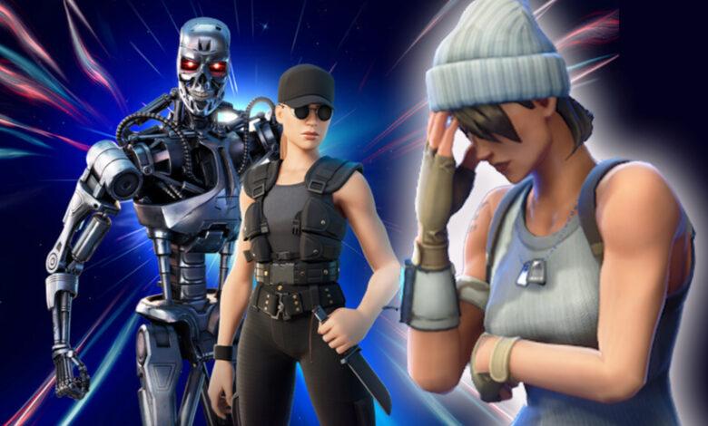 """Fortnite trae un controvertido aspecto de Terminator: los fanáticos graban: """"¿No hay dinero para Arnie?"""""""