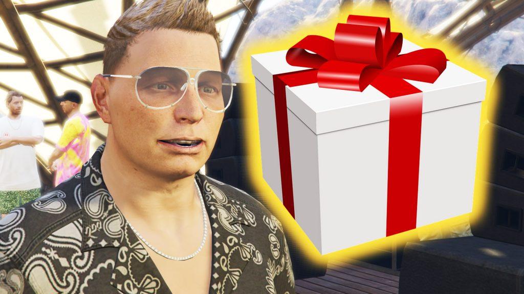 Título de regalo de GTA Online