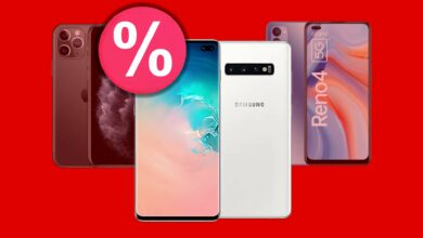 Galaxy S10 + barato y más: ofertas de teléfonos inteligentes en MediaMarkt