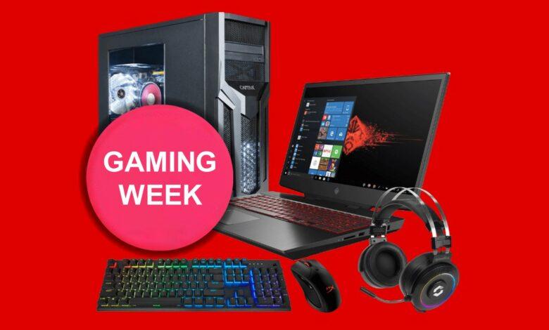 Gaming Week en MediaMarkt: controladores Razer al mejor precio y más