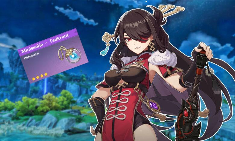 Genshin Impact está regalando una mascota gratis, ¡y la quiero!
