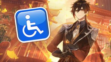 Impacto de Genshin: Cosplayer se sienta en una silla de ruedas porque su personaje es demasiado débil