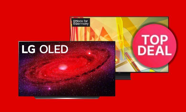 LG OLED CX9 y Samsung QLED Q90T al mejor precio en MediaMarkt