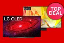 LG OLED CX9 y Samsung QLED Q90T cerca del mejor precio en MediaMarkt