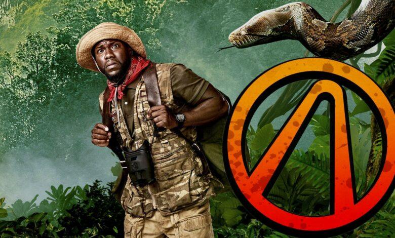 La película de Borderlands presenta a Kevin Hart en un papel icónico, y nadie lo entiende
