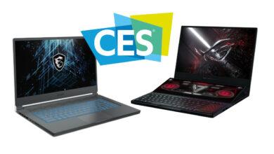 Las mejores computadoras portátiles para juegos de CES 2021 con RTX 3000