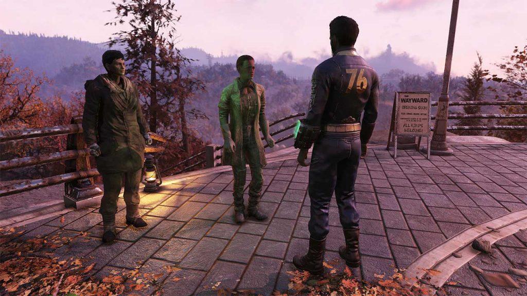 """Fallout-76-NPCs-Vault-76 """"class ="""" wp-image-495130 """"srcset ="""" https://images.mein-mmo.de/medien/2020/04/Fallout-76-NPCs-Vault-76- 1024x576.jpg 1024w, https://images.mein-mmo.de/medien/2020/04/Fallout-76-NPCs-Vault-76-300x169.jpg 300w, https://images.mein-mmo.de/ medien / 2020/04 / Fallout-76-NPCs-Vault-76-150x84.jpg 150w, https://images.mein-mmo.de/medien/2020/04/Fallout-76-NPCs-Vault-76-768x432 .jpg 768w, https://images.mein-mmo.de/medien/2020/04/Fallout-76-NPCs-Vault-76.jpg 1280w """"tamaños ="""" (ancho máximo: 1024px) 100vw, 1024px """"> En los MMORPG, muchos NPC a menudo tienen una gran necesidad de comunicarse.      <h2>7. Encuentra NPC X hablador</h2> <p>Algunas misiones envían a los jugadores de un NPC a otro. A menudo, luego revela algo importante sobre una misión o obtenemos un artículo. Para hacer esto, escuchamos la historia de su vida antes de que nos envíe con su amigo, que ya está deseando mordernos los oídos también.</p> <p>Estas misiones suelen servir como tutorial o para familiarizar al jugador con las ubicaciones. Pero después del maratón te sientes agotado y te preguntas qué hacer con todas las historias de vida y si podría ser un poco más compacto.</p> <h2>6. Misiones grupales</h2> <p>Por supuesto, los grupos son esenciales para la experiencia de juego en un MMORPG. Pero, ¿qué pasa si no puede encontrar rápidamente un grupo adecuado para la importante misión? Rápidamente tendrías tiempo para una misión genial, pero no puedes completarla porque se requiere una cierta cantidad de jugadores.</p> <p>Cuando finalmente tienen una fiesta juntos, siempre hay al menos una persona que no juega como debería. Sin embargo, debes lidiar con esta persona para finalmente completar esta misión.</p> <h2>5. Misiones de escolta</h2> <p>Como héroe fuerte, debes llevar a la gente de A a B de forma segura. Esto no solo se encuentra en los MMORPG, los juegos para un solo jugador también cuentan con este diseño de búsqueda. En el curso de la escolta hay ataques y el NPC debe est"""