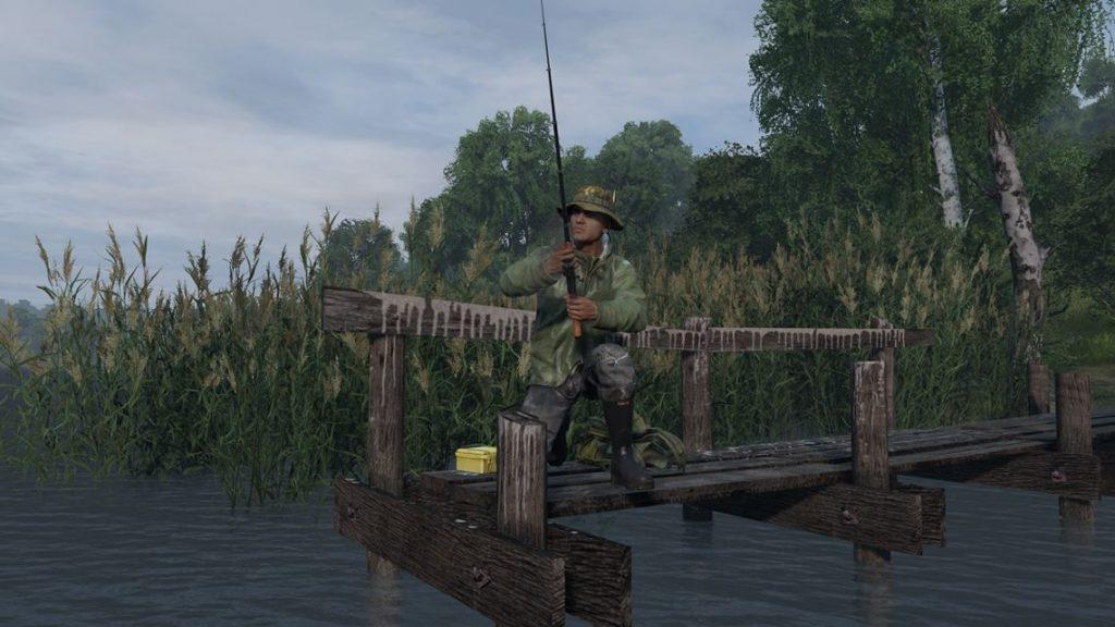 Pesca DayZ