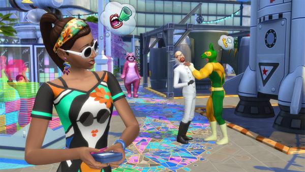 Sims 4, hazte famoso
