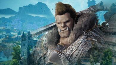 MMORPG Elyon trae batallas gigantes con 300 jugadores: así es como se ven