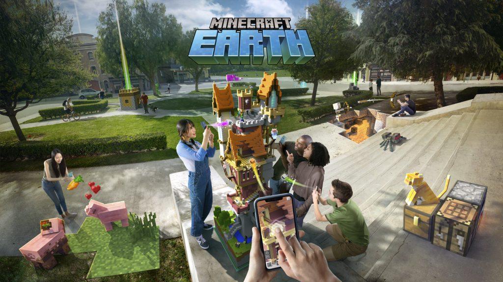 Minecraft Tierra