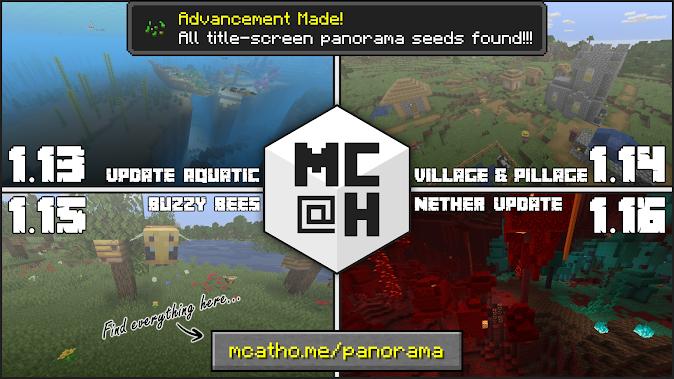 Avances realizados en Minecraft