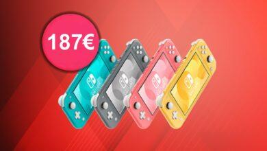Nintendo Switch Lite actualmente es barato en eBay