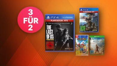 Oferta de Saturno: precios locos para juegos de PS4, Nintendo Switch y Xbox
