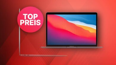 Oferta superior de OTTO: Apple MacBook Air M1 al mejor precio actual