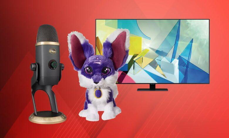 Ofertas de fin de semana de Saturno: paquete Blue Yeti X WoW y TV 4K con HDMI 2.1