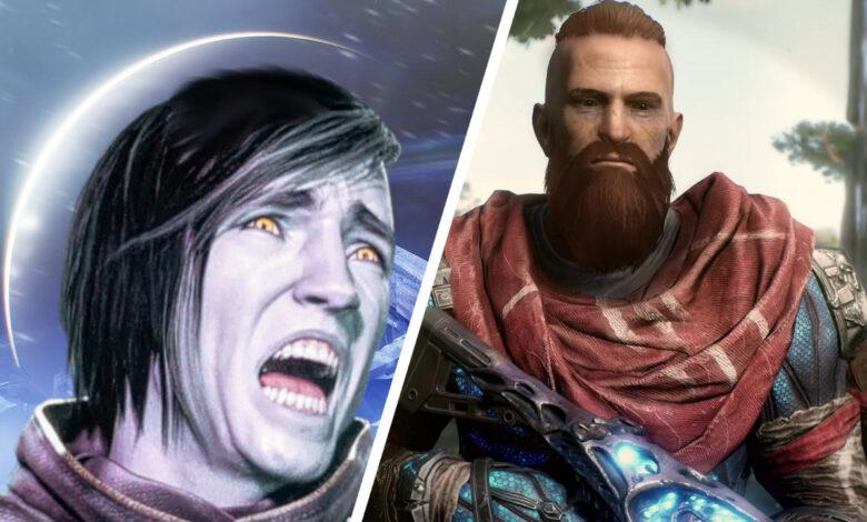 Outriders se parece a Destiny 2, pero está bien