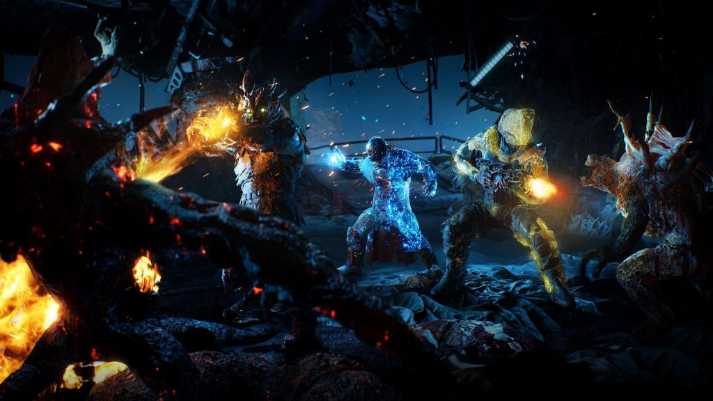 Los Outriders luchan en la oscuridad