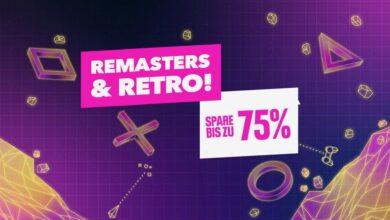 PS Store: muchos éxitos retro geniales y remasterizaciones para PS4 reducidos hasta en un 75%