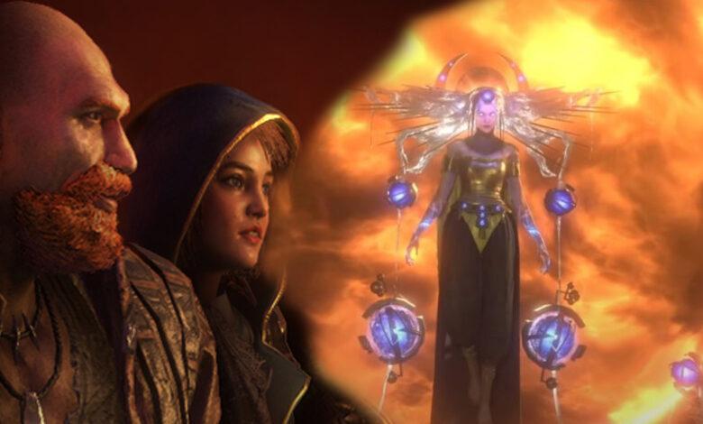 Path of Exile: la nueva expansión te permite luchar contra 10 jefes al mismo tiempo