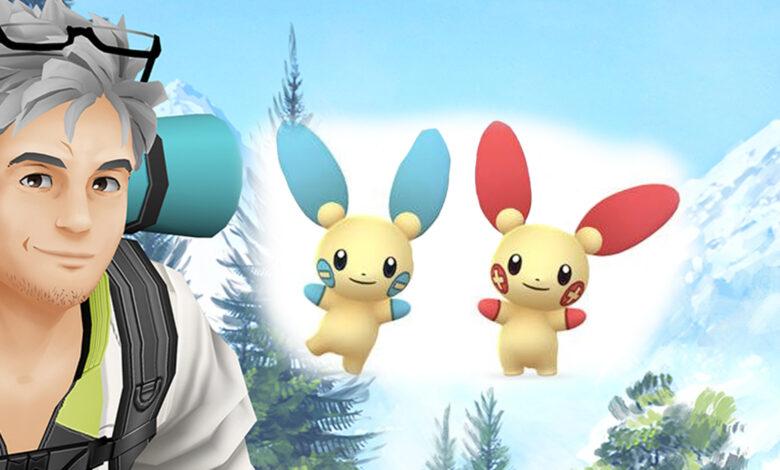 Pokémon GO: ¿Quieres atrapar a Minun y Plusle? Juega el domingo