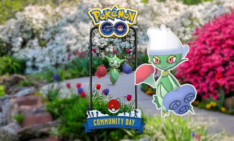 Pokémon GO: Community Day en febrero con Roselia y estas bonificaciones