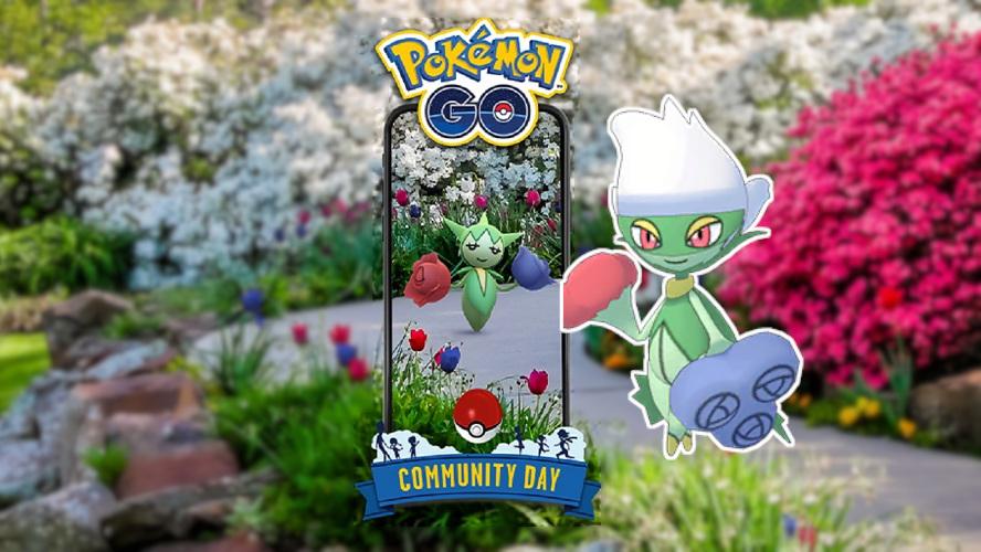 Día De La Comunidad En Pokémon Go Con Roselia Así Es Como Se Usa