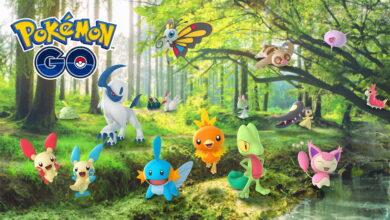 Pokémon GO: el evento de Hoenn comienza mañana; debes saber que
