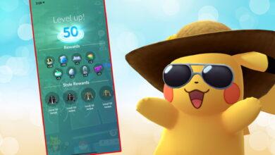 Pokémon GO: el primer entrenador del mundo alcanza el nivel 50, así es como lo hizo