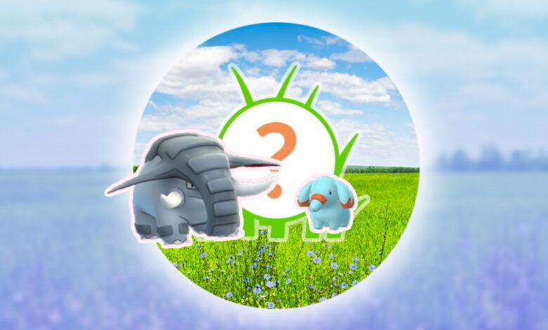 Pokémon GO: lección destacada de hoy con Phanpy, ¿deberías estar allí?