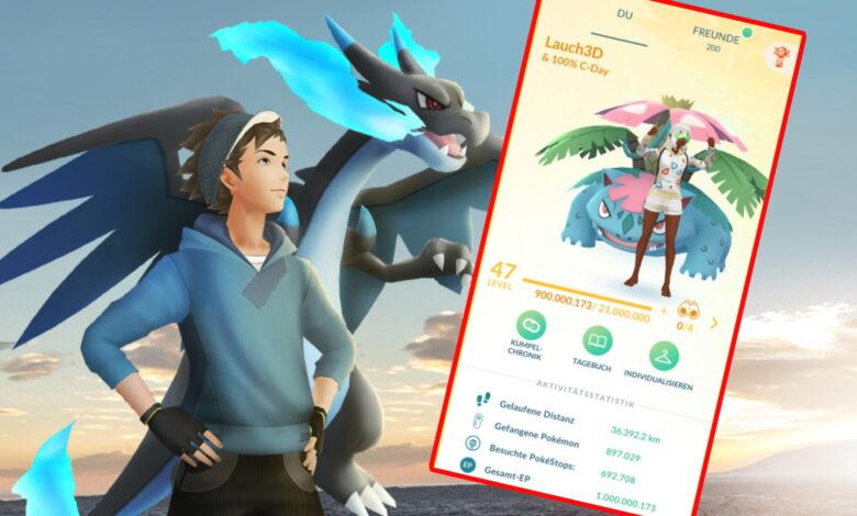 """Pokémon GO: primer entrenador alemán con mil millones de EP. Preguntamos: """"¿Cómo funciona?"""""""