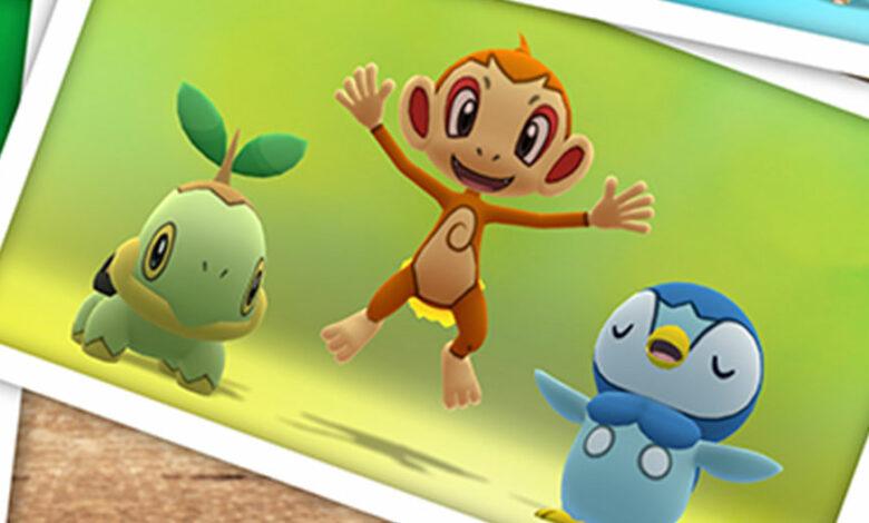 Pokémon GO: Alle Raid-Bosse, Quests und Shinys zum Sinnoh-Event