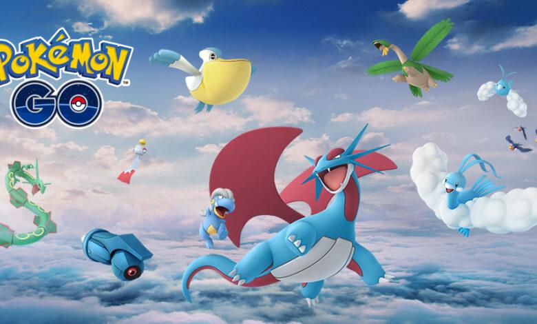 Pokémon GO bringt Hoenn-Event – Ohne Shiny, aber mit starker Attacke
