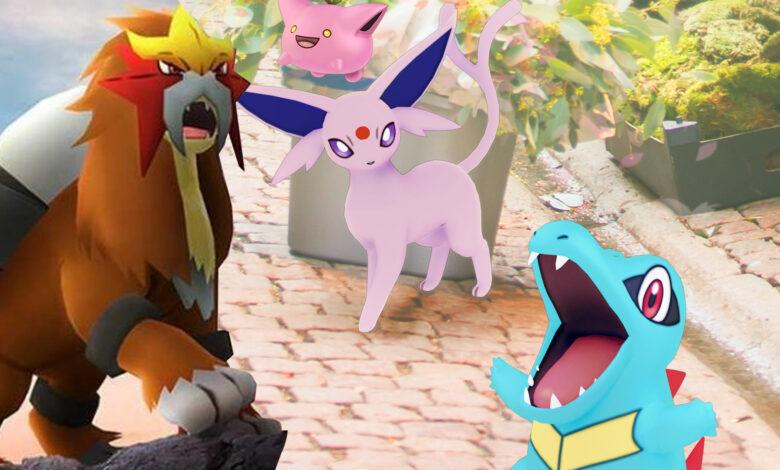 Pokémon GO trae Johto Event con fuertes ataques y Shiny
