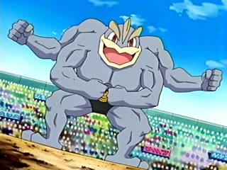 Pokémon GO macho