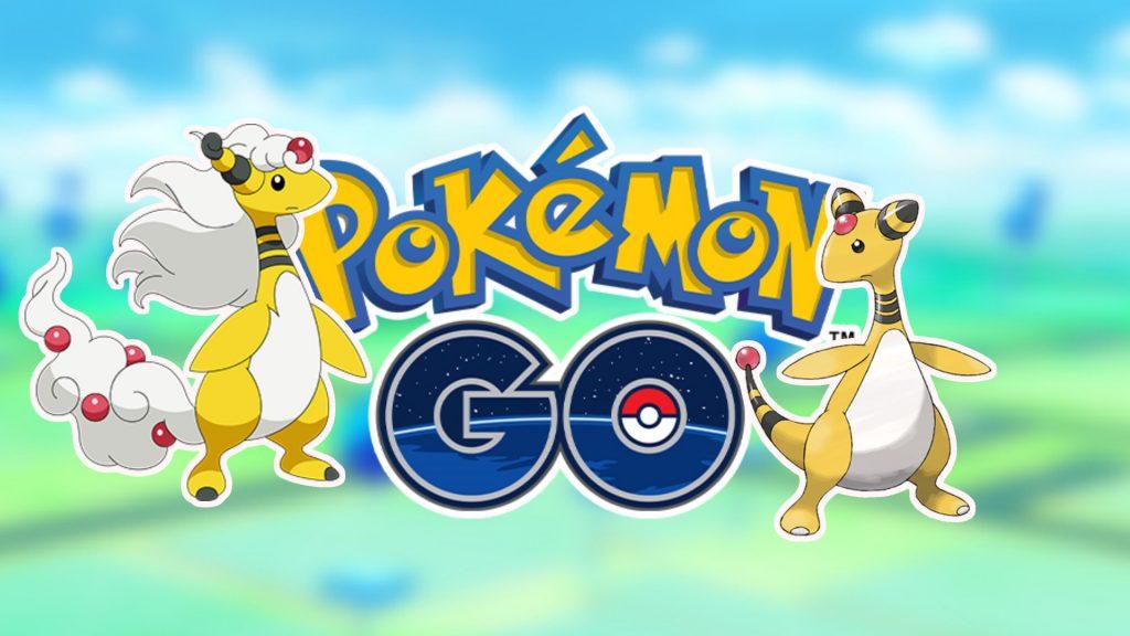 Mega Ampharos Pokémon GO