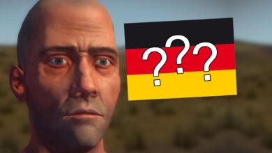 Ponga óxido en alemán