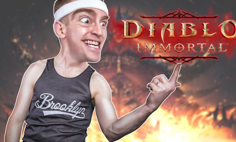 """Probador alfa de Diablo Immortal: """"Me sorprendió lo mucho que me gustó"""""""