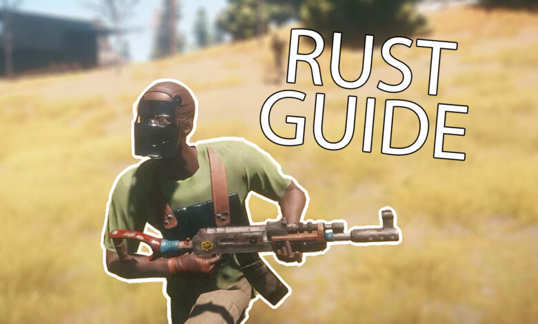 Rust: así es como dominas los primeros pasos, explicado rápidamente
