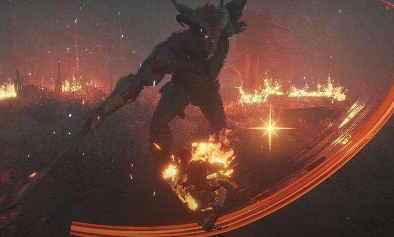 Se anunció un nuevo juego en línea con enormes jefes, que recuerda a Dark Souls.