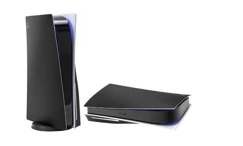 Si no quieres esperar a una PS5 negra, ¿por qué no pruebas estas pegatinas?