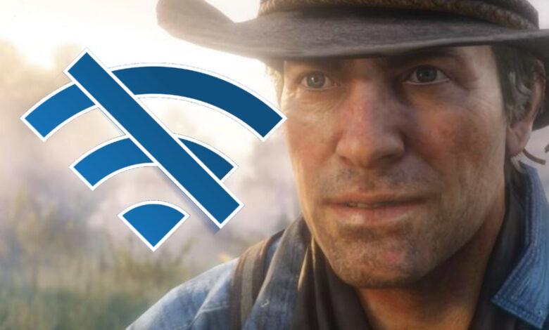 Si quieres paz y tranquilidad en Red Dead Online, necesitas un internet pésimo ahora