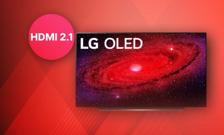 Televisor 4K para PS5 y Xbox Series X: LG OLED CX en la oferta de Saturn