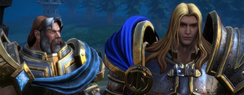 Título Reforjado de Warcraft 3