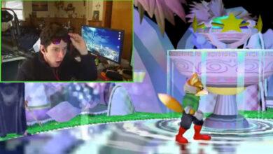 Un streamer daltónico ve cómo se ve realmente su juego después de años