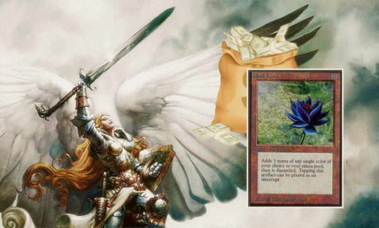 Una firma hace que la tarjeta Magic más cara sea aún más cara, con un costo de $ 500,000